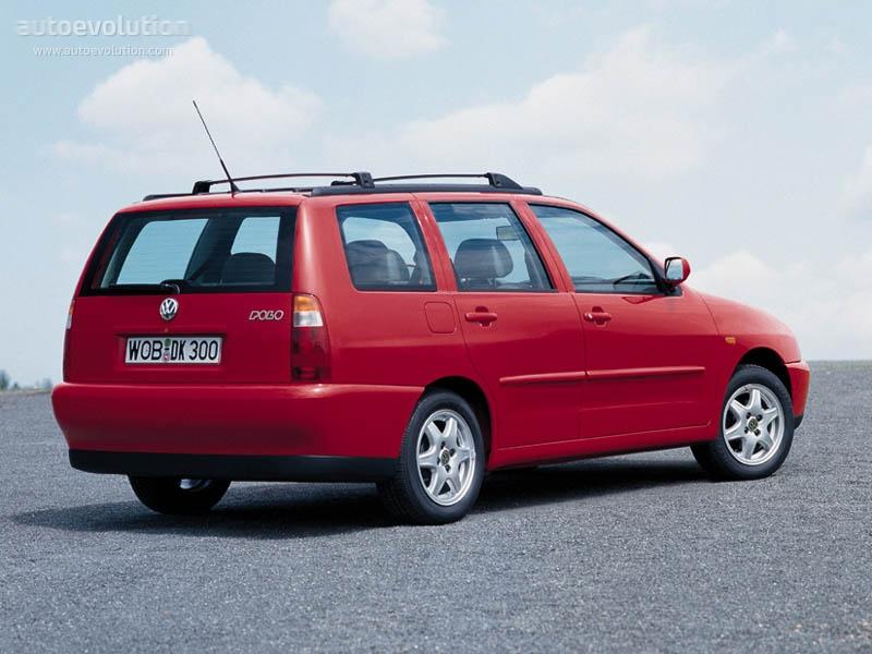 1998 Volkswagen Polo Variant