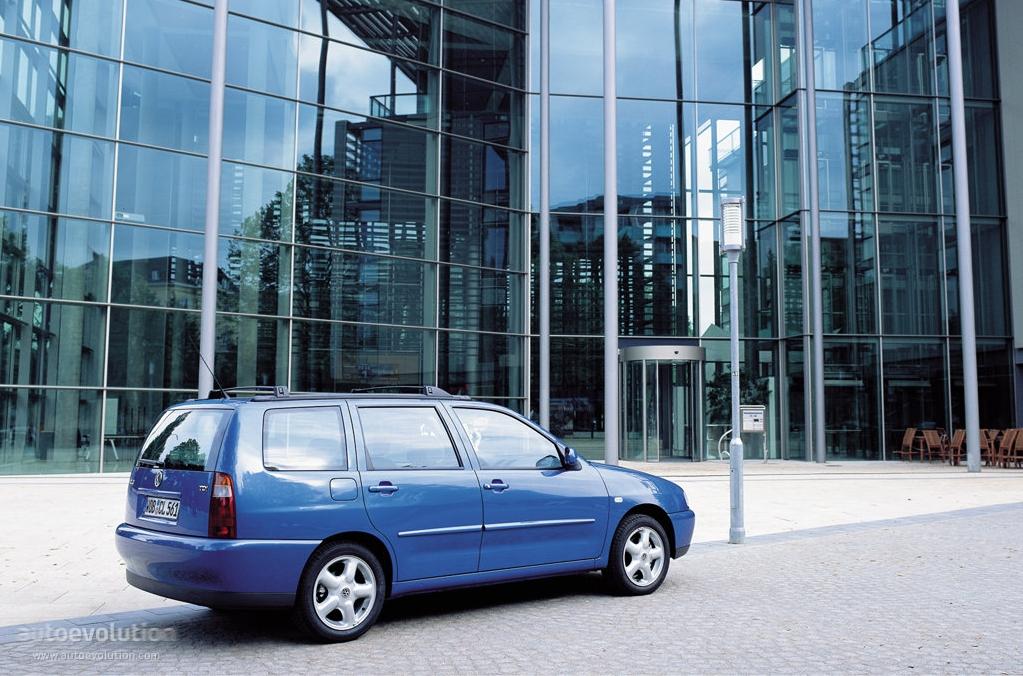 volkswagen polo variant 2000 2001 autoevolution. Black Bedroom Furniture Sets. Home Design Ideas