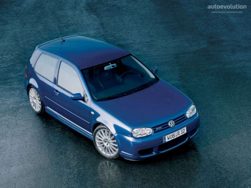 Once Driven Reviews >> VOLKSWAGEN Golf IV R32 - 2002, 2003, 2004 - autoevolution
