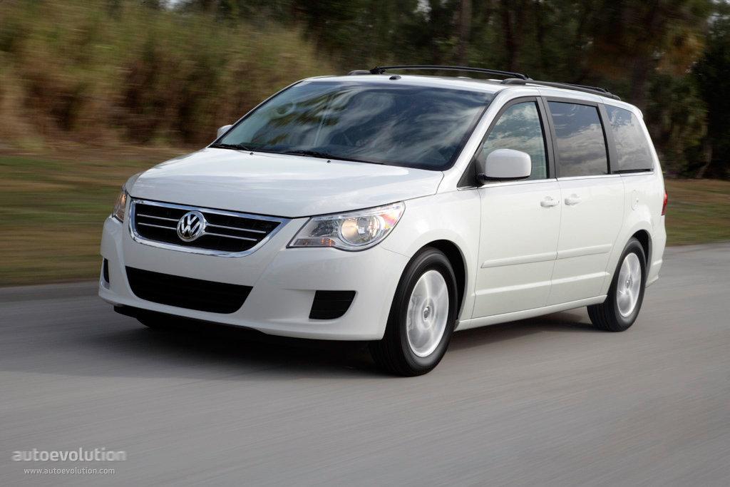 Volkswagen Routan 2008 2017