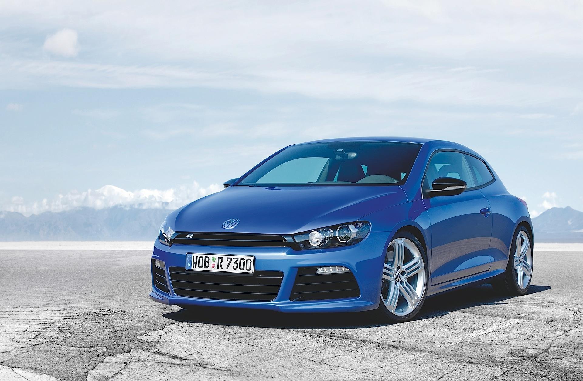 2009 Volkswagen Scirocco | car review @ Top Speed