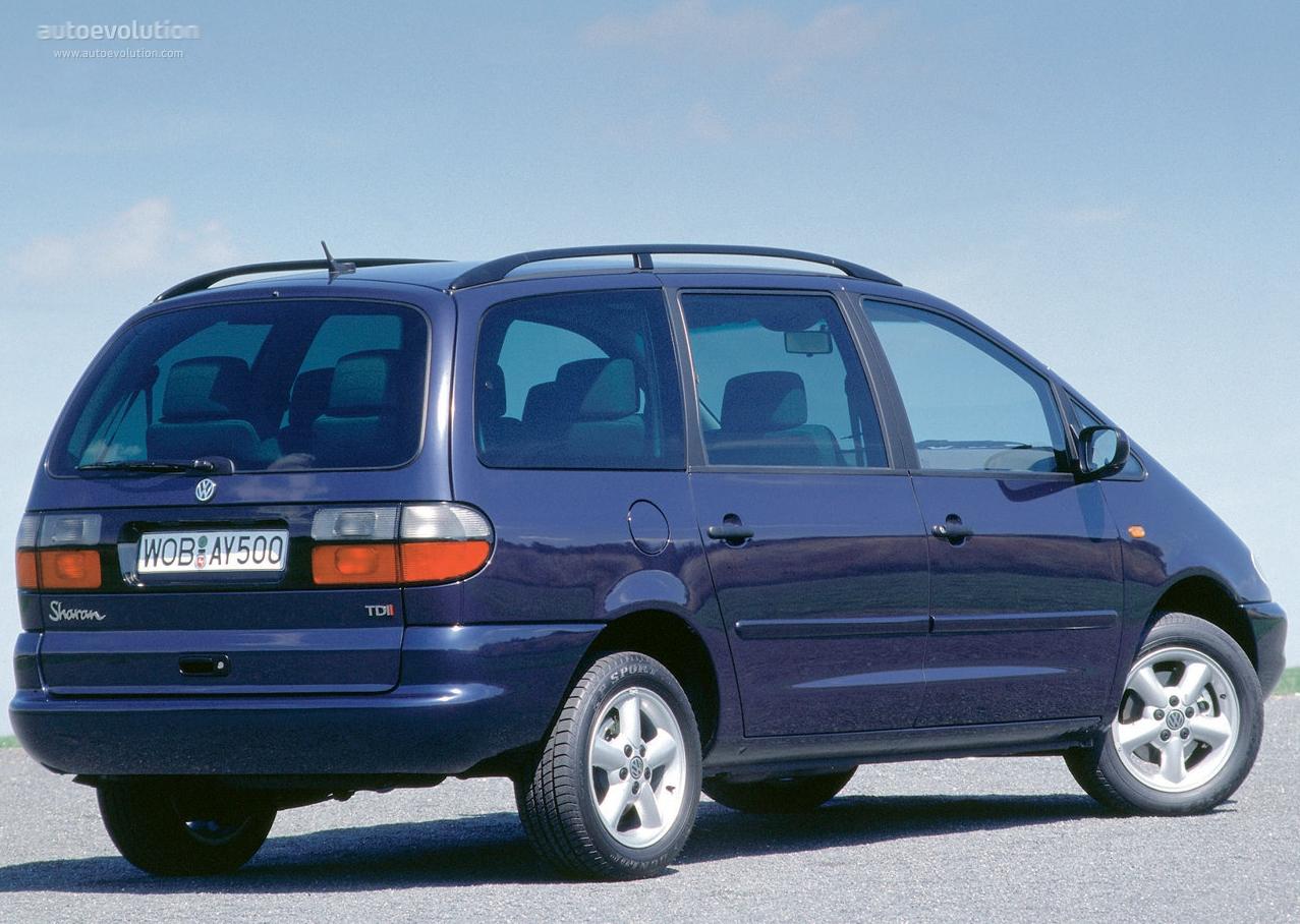 Volkswagen Diesel Canada >> VOLKSWAGEN Sharan - 1996, 1997, 1998, 1999, 2000 - autoevolution