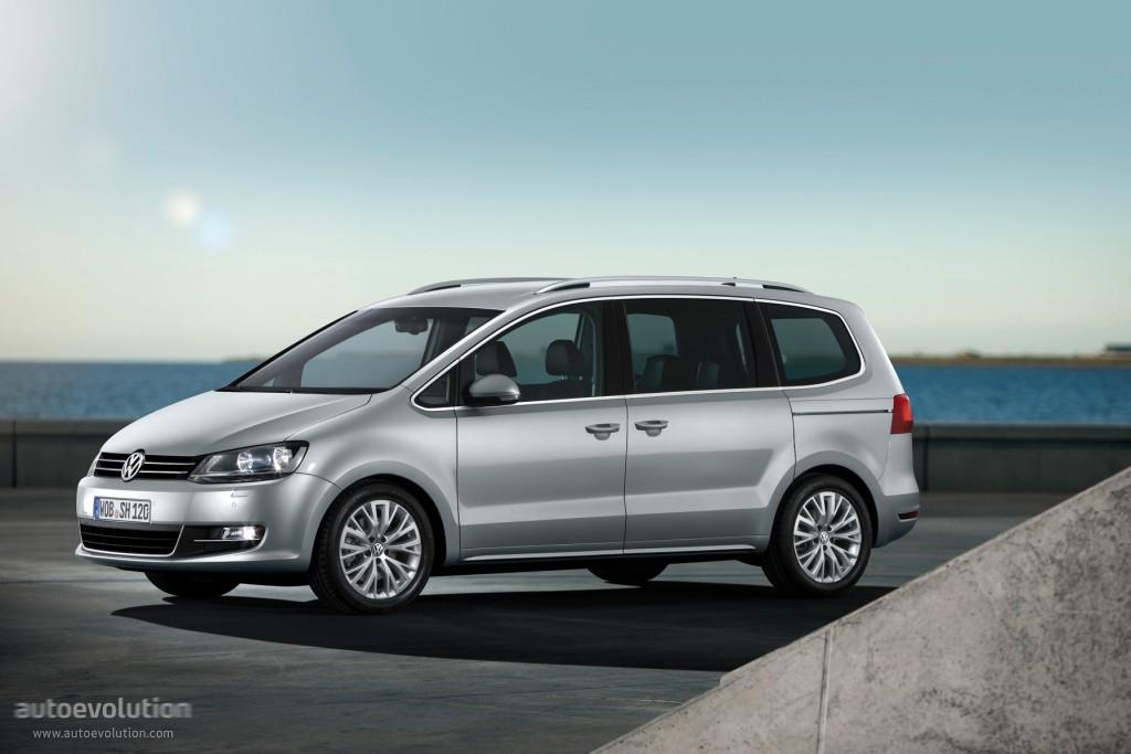 Volkswagen Sharan Specs 2010 2011 2012 2013 2014