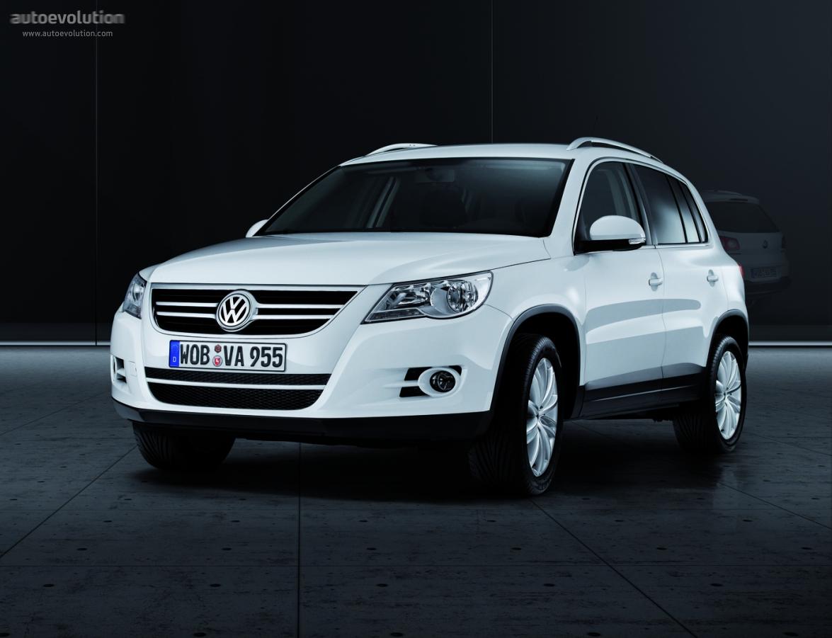 Volkswagen Tiguan Specs Amp Photos 2008 2009 2010 2011