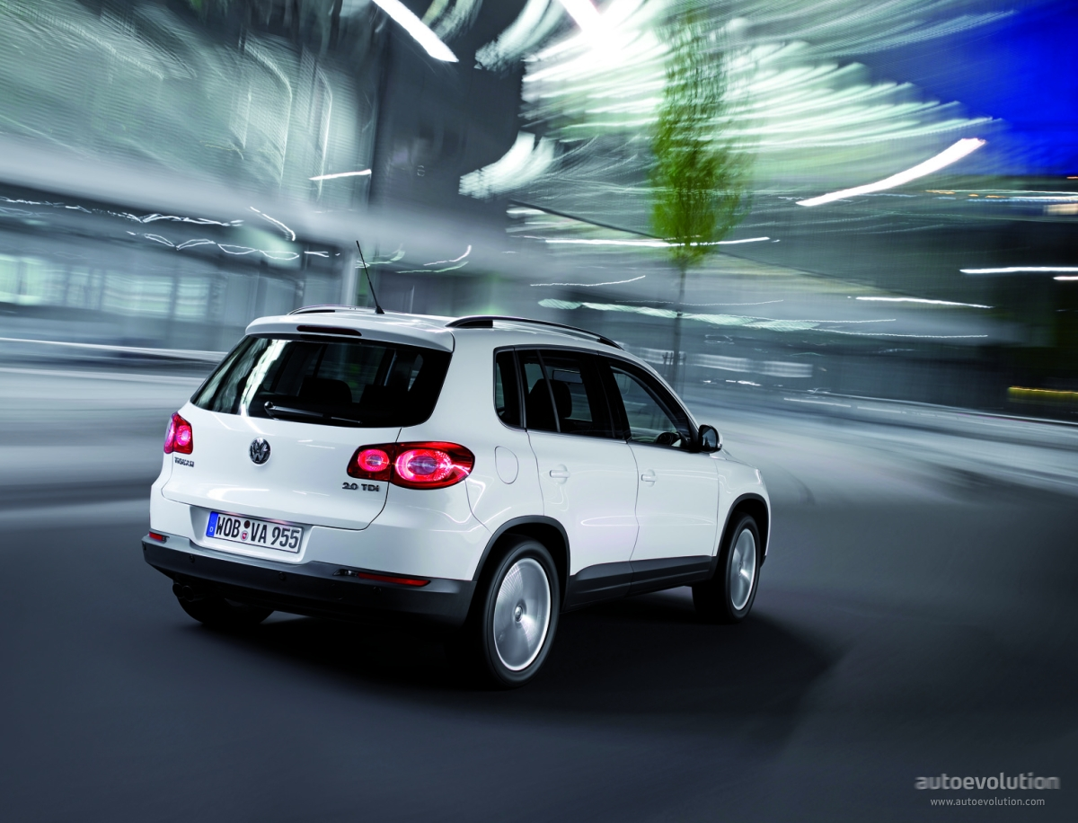 Volkswagen tiguan specs 2008 2009 2010 2011 autoevolution