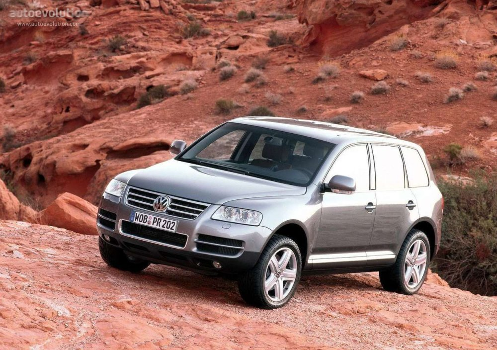volkswagen touareg specs 2002 2003 2004 2005 2006. Black Bedroom Furniture Sets. Home Design Ideas