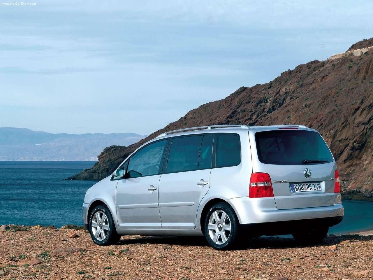 Volkswagen Touran 2003 2004 2005 2006 Autoevolution