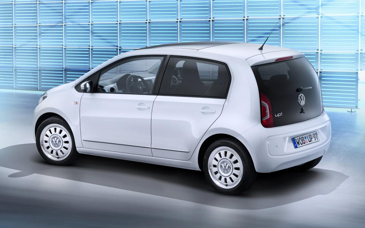 volkswagen up 5 doors 2012 2013 2014 2015 2016 2017 autoevolution. Black Bedroom Furniture Sets. Home Design Ideas