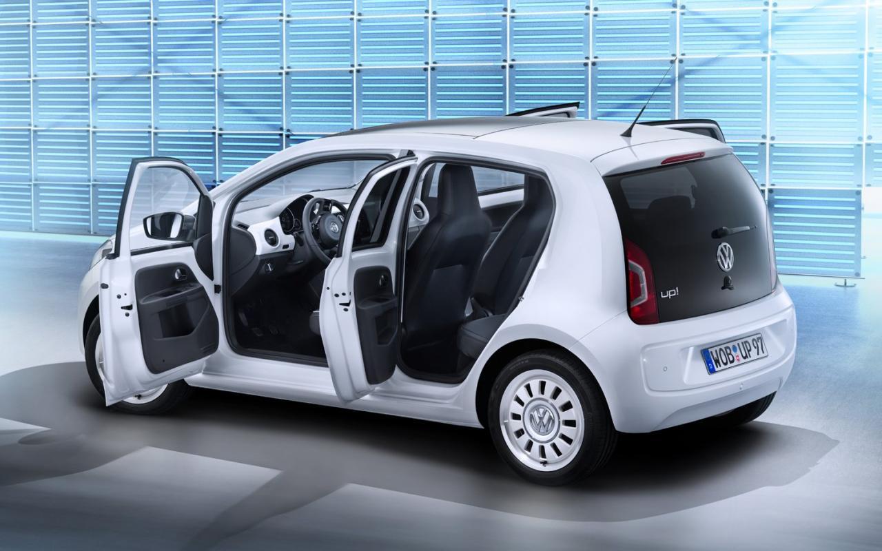Volkswagen Up 5 Doors Specs Photos 2012 2013 2014 2015