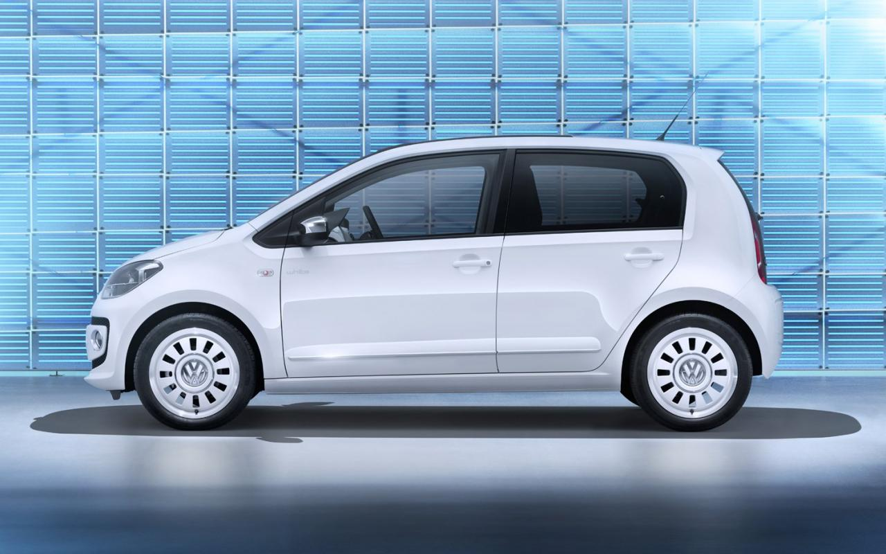 Small Car Ups : Volkswagen up doors specs