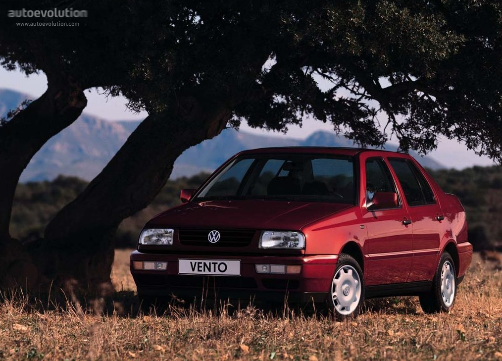 Volkswagen Vento Jetta Specs Photos 1992 1993 1994 1995 1996