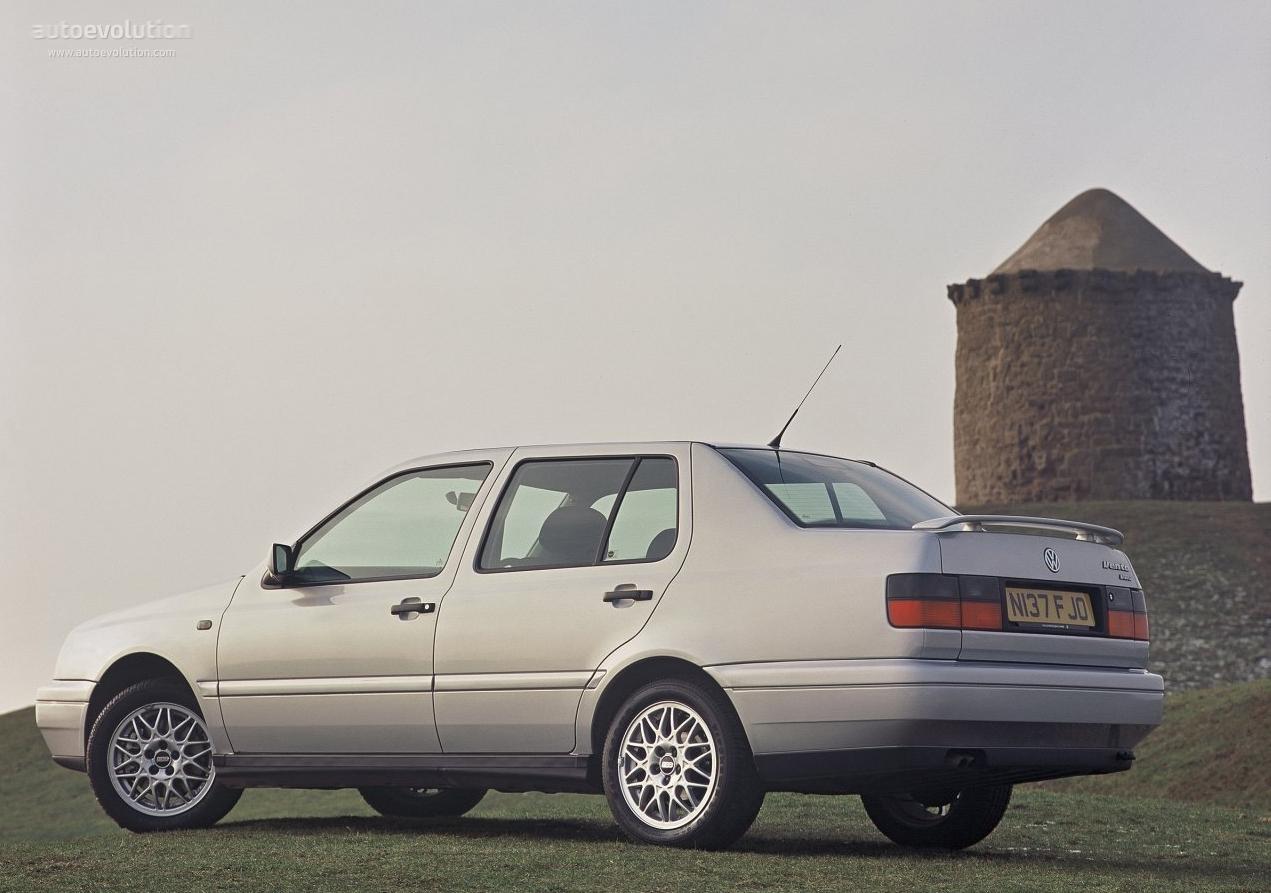 VOLKSWAGEN Vento/Jetta specs & photos - 1992, 1993, 1994, 1995, 1996, 1997, 1998 - autoevolution