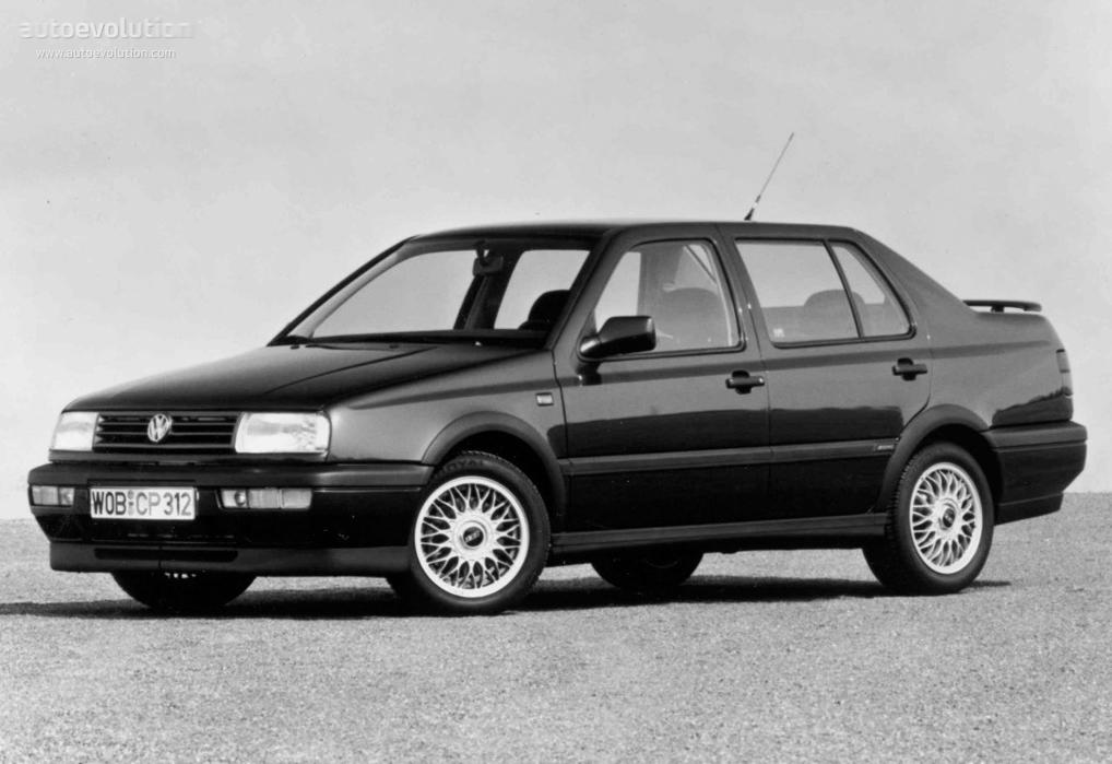 VOLKSWAGEN Vento/Jetta - 1992, 1993, 1994, 1995, 1996, 1997, 1998 - autoevolution