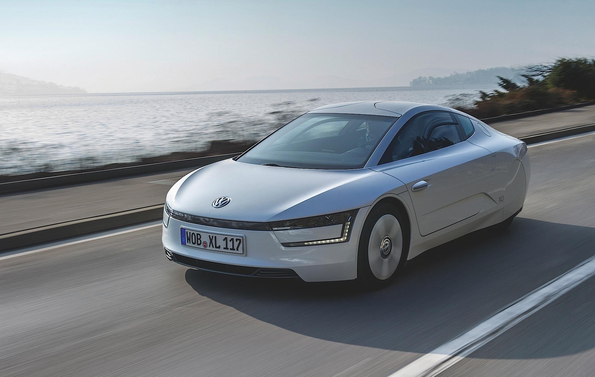 Volkswagen Xl1 2013 2014 2015 2016 2017 Autoevolution