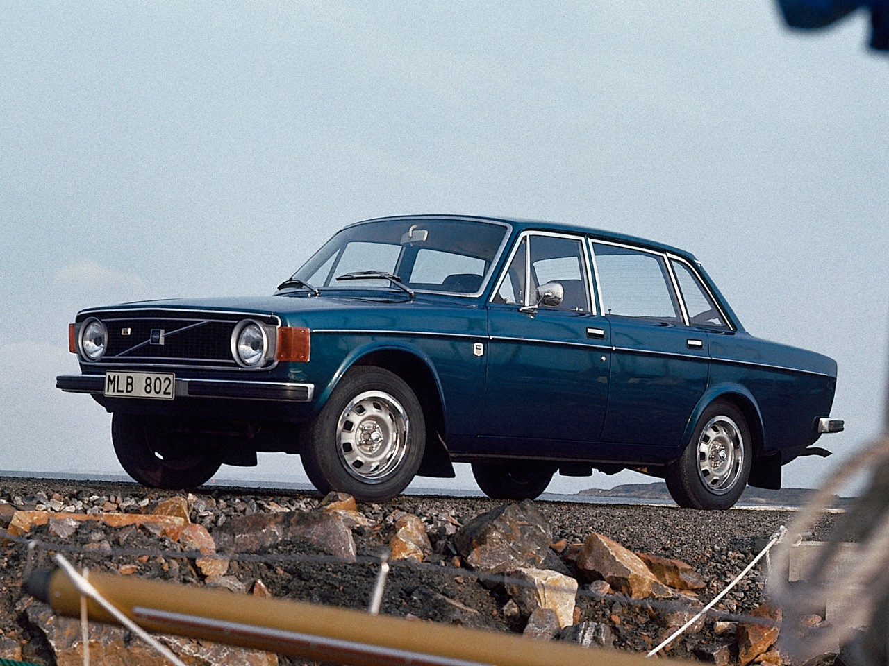 Volvo 144 1967 1968 1969 1970 1971 1972 1973 1974
