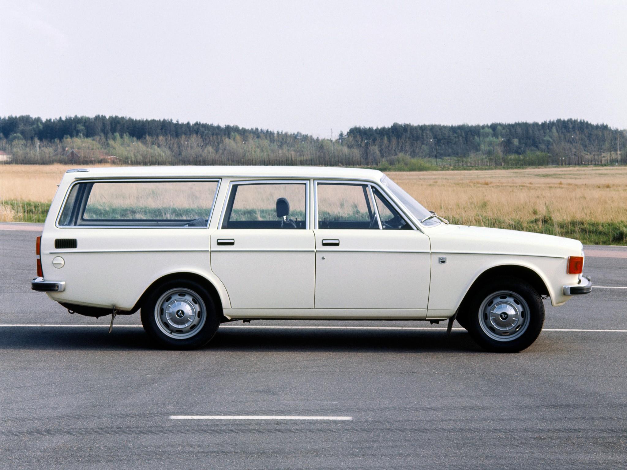 Volvo 145 1967 1968 1969 1970 1971 1972 1973 1974