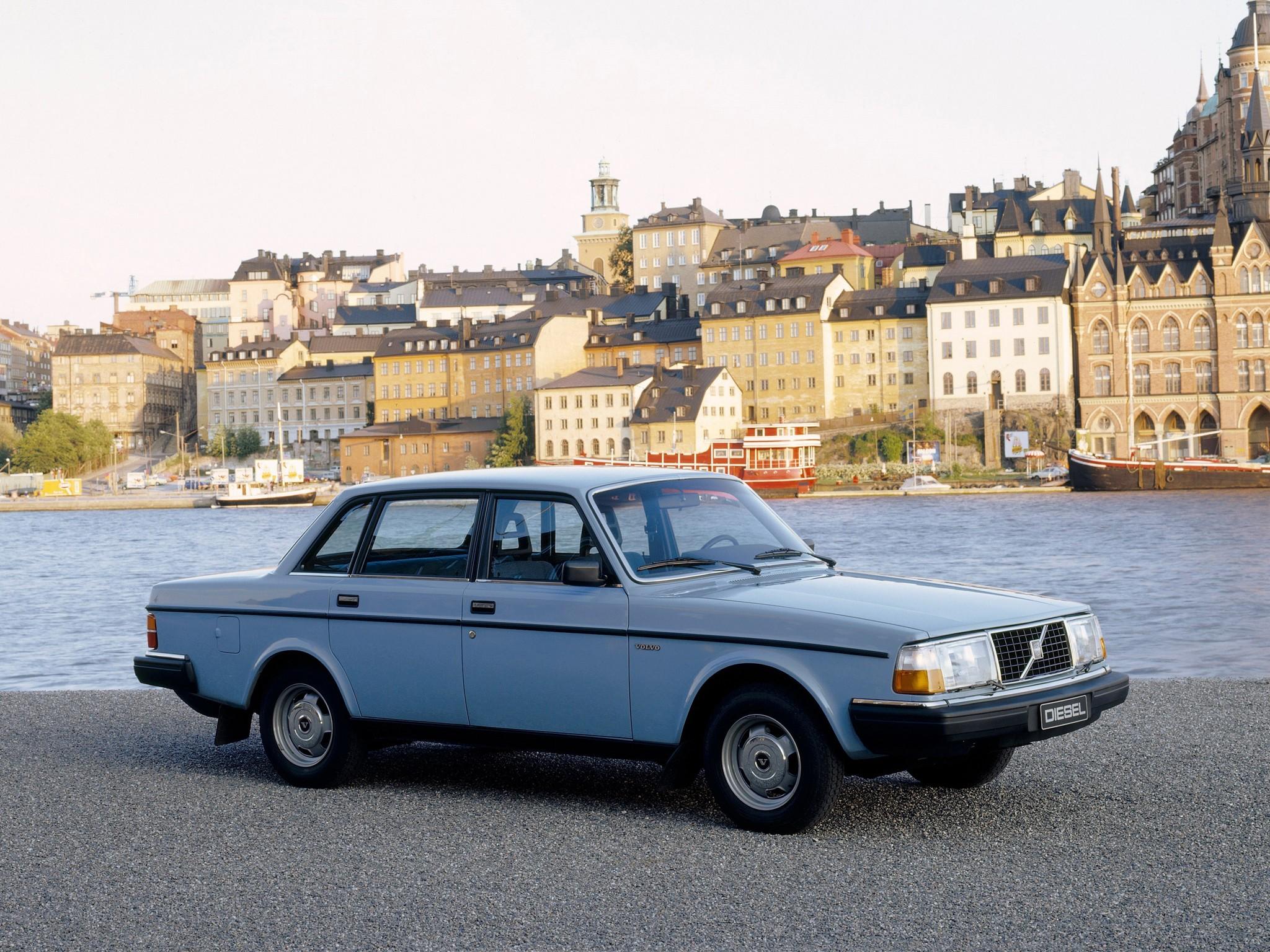 Volvo 244 1975 1976 1977 1978 1979 1980 1981 1982
