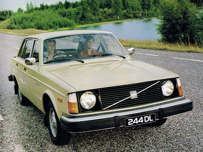 VOLVO 244 specs & photos - 1975, 1976, 1977, 1978, 1979