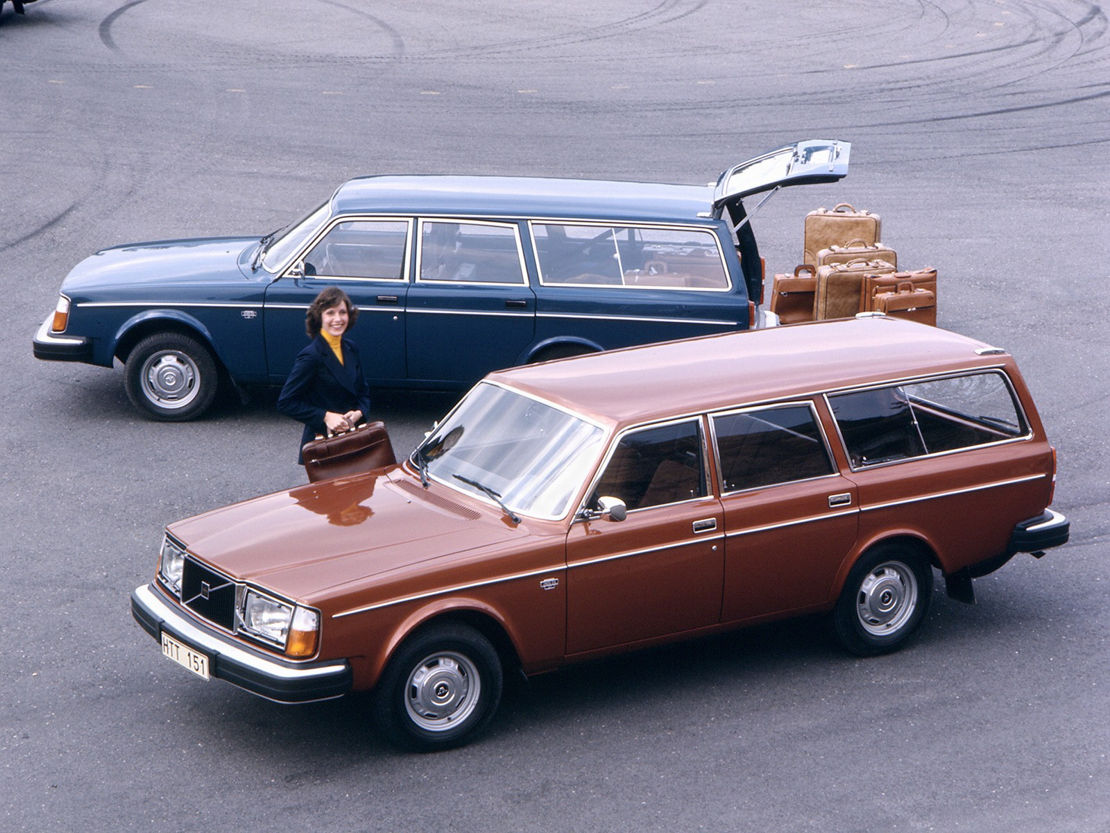 Volvo on 1989 Volvo Turbo Wagon