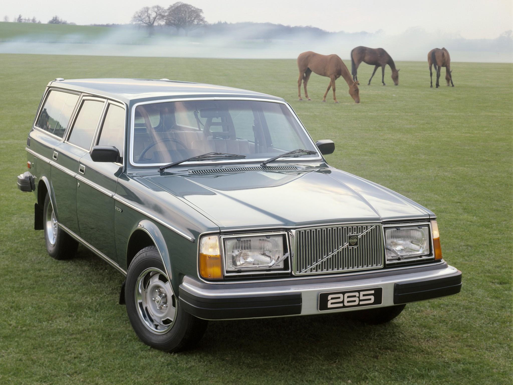 VOLVO 265 specs & photos - 1980, 1981, 1982 - autoevolution