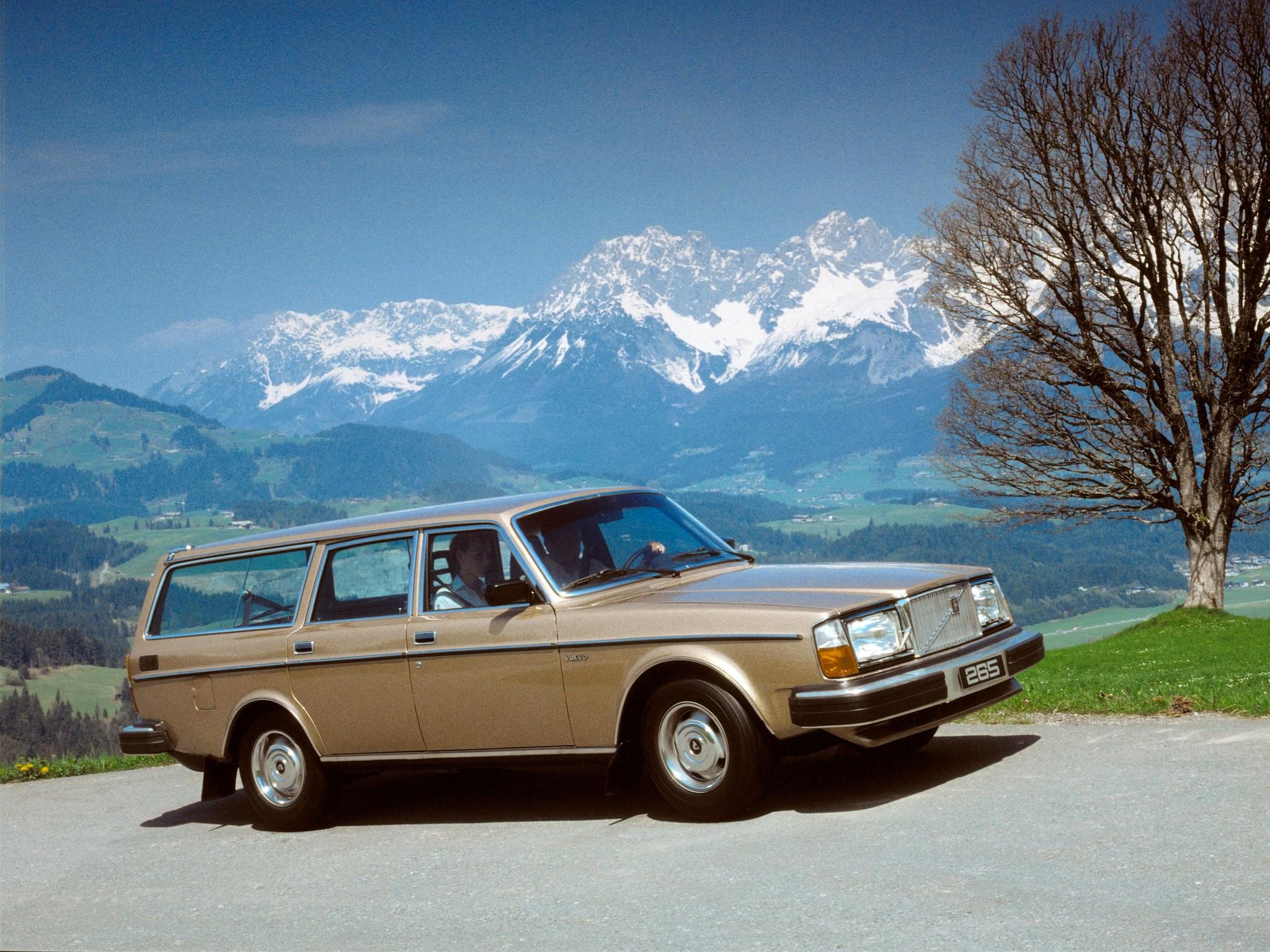 ... VOLVO 265 (1980 - 1982) ...