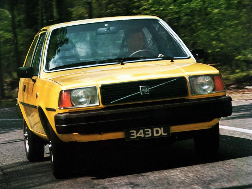 Volvo on 1982 Buick 4 Door