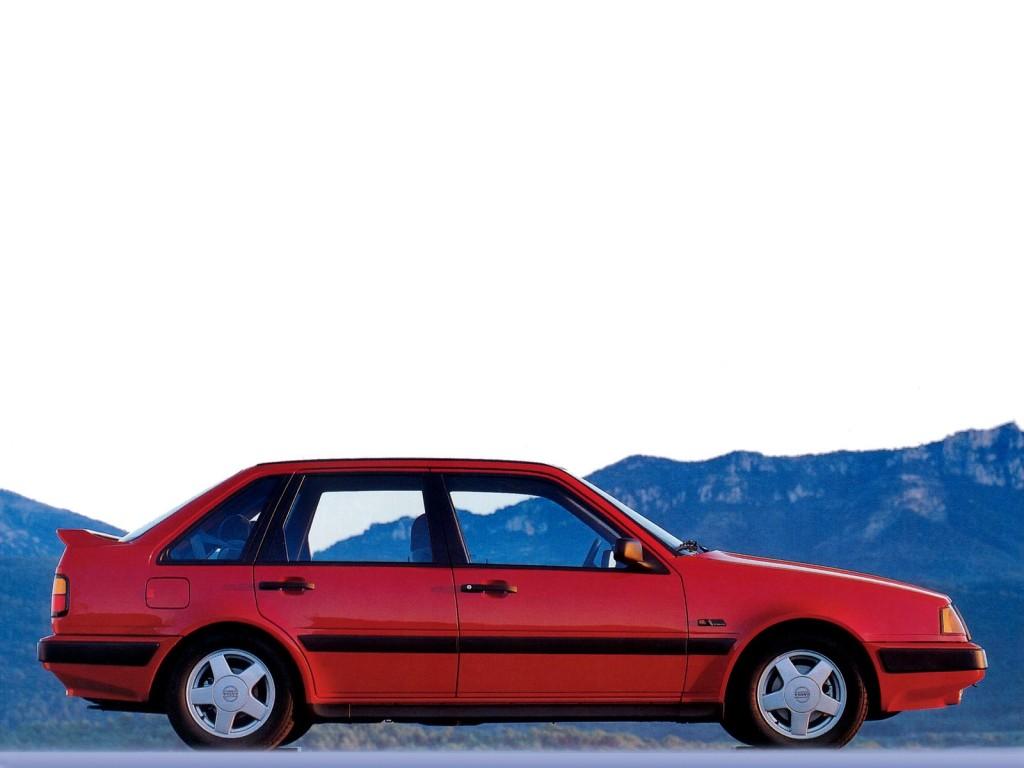 VOLVO 440 - 1988, 1989, 1990, 1991, 1992, 1993 - autoevolution