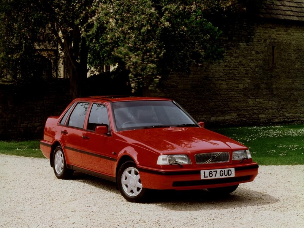 VOLVO 460 - 1993, 1994, 1995, 1996 - autoevolution
