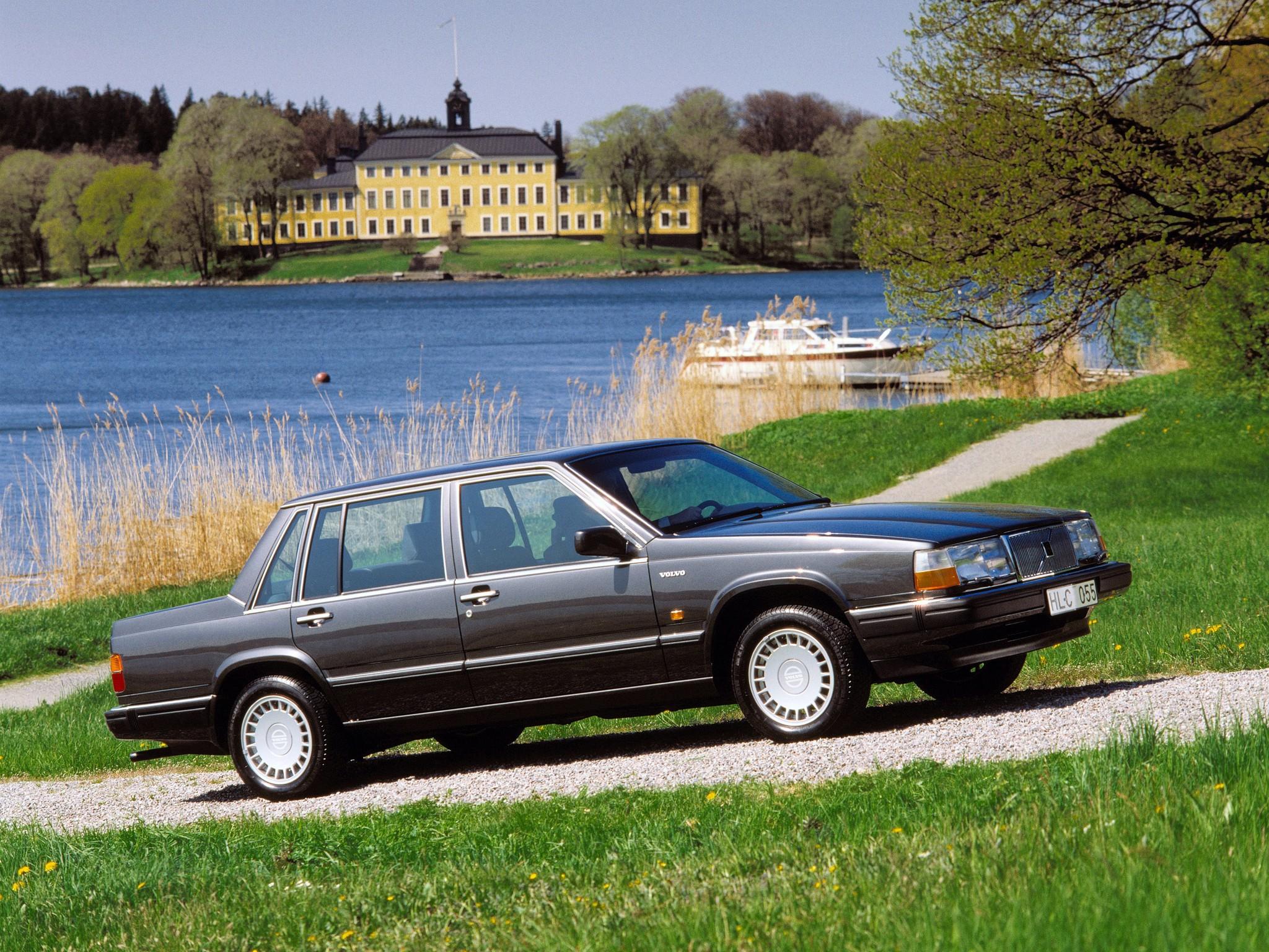 VOLVO 760 specs & photos - 1982, 1983, 1984, 1985, 1986, 1987, 1988, 1989, 1990 - autoevolution