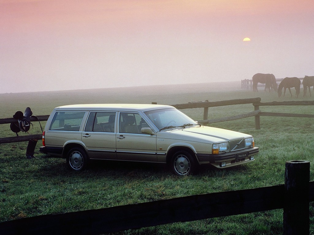 VOLVO 760 Estate specs & photos - 1985, 1986, 1987, 1988 ...