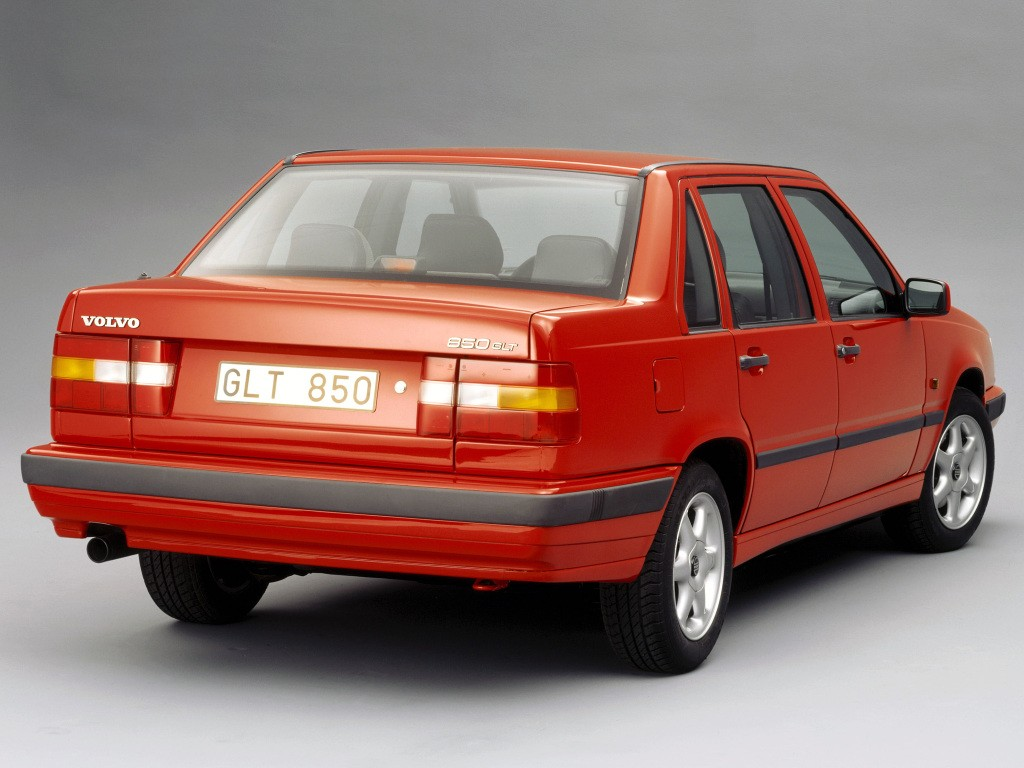 VOLVO 850 - 1992, 1993, 1994, 1995, 1996, 1997 - autoevolution