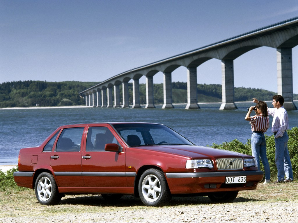 VOLVO 850 specs & photos - 1992, 1993, 1994, 1995, 1996 ...