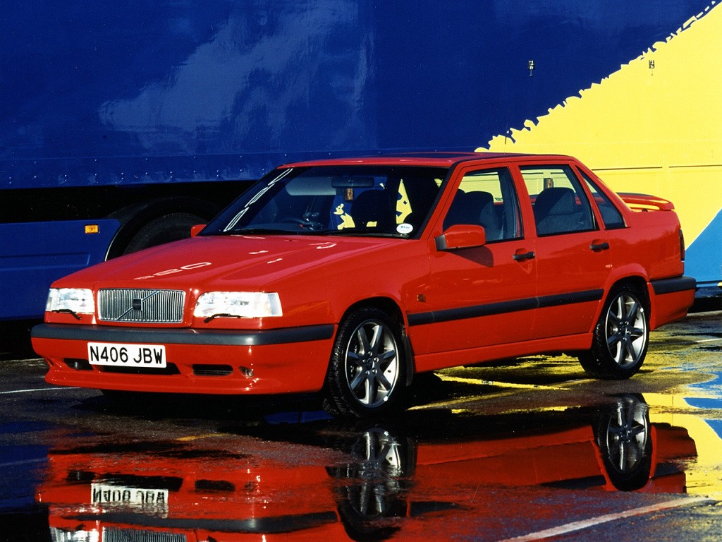 VOLVO 850 specs & photos - 1992, 1993, 1994, 1995, 1996, 1997 - autoevolution