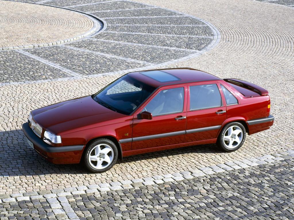 VOLVO 850 specs & photos - 1992, 1993, 1994, 1995, 1996 ...
