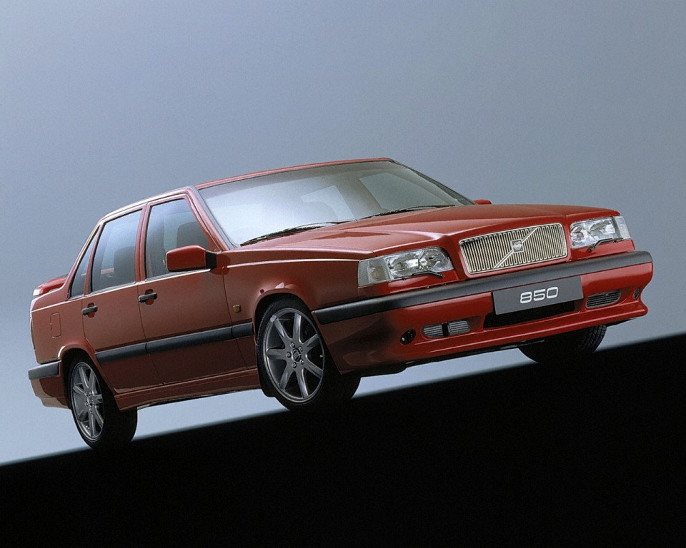 VOLVO 850 specs & photos - 1992, 1993, 1994, 1995, 1996, 1997 - autoevolution
