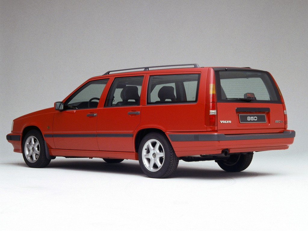 VOLVO 850 Estate specs & photos - 1993, 1994, 1995, 1996, 1997 - autoevolution
