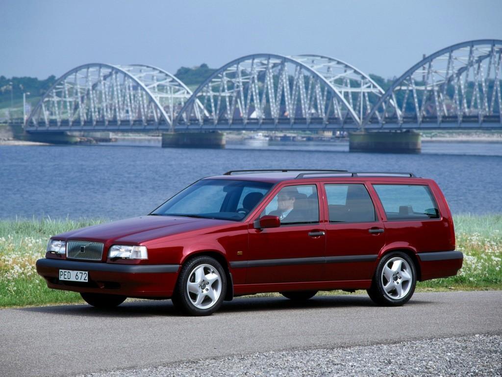 VOLVO 850 Estate - 1993, 1994, 1995, 1996, 1997 - autoevolution
