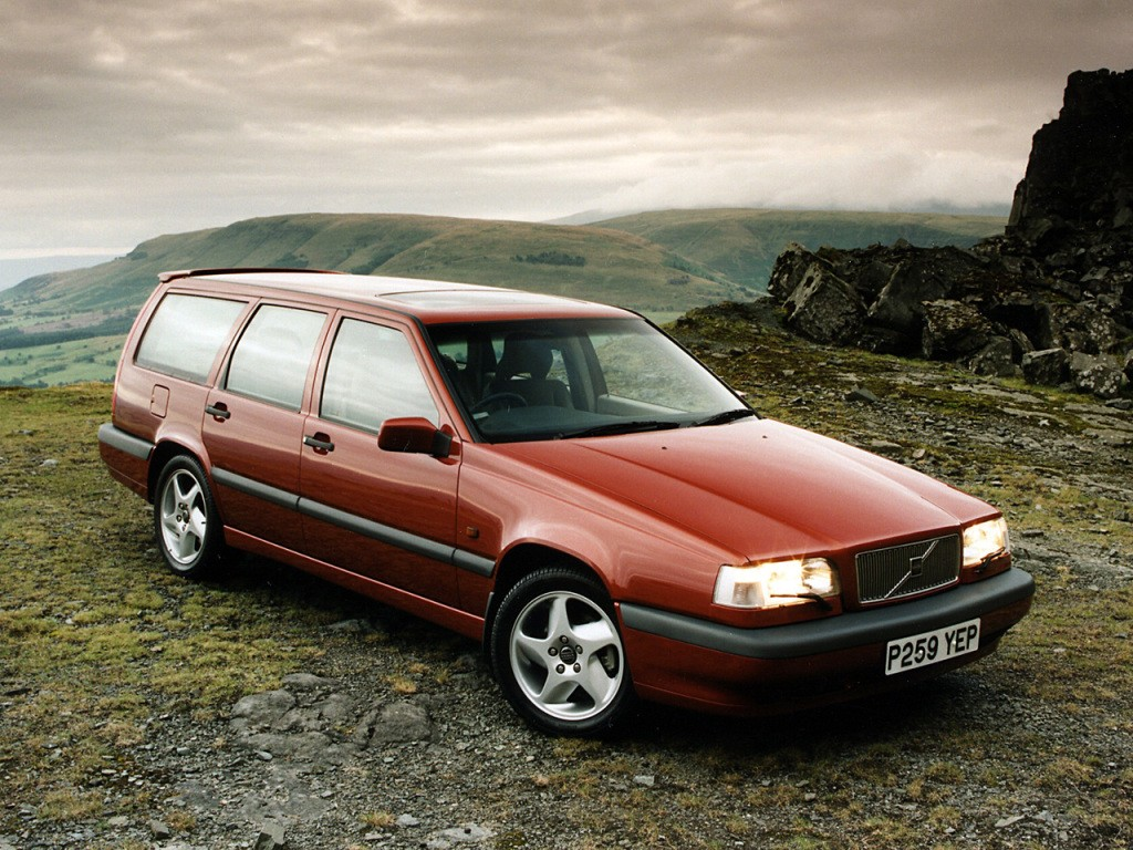 VOLVO 850 Estate specs & photos - 1993, 1994, 1995, 1996, 1997 - autoevolution