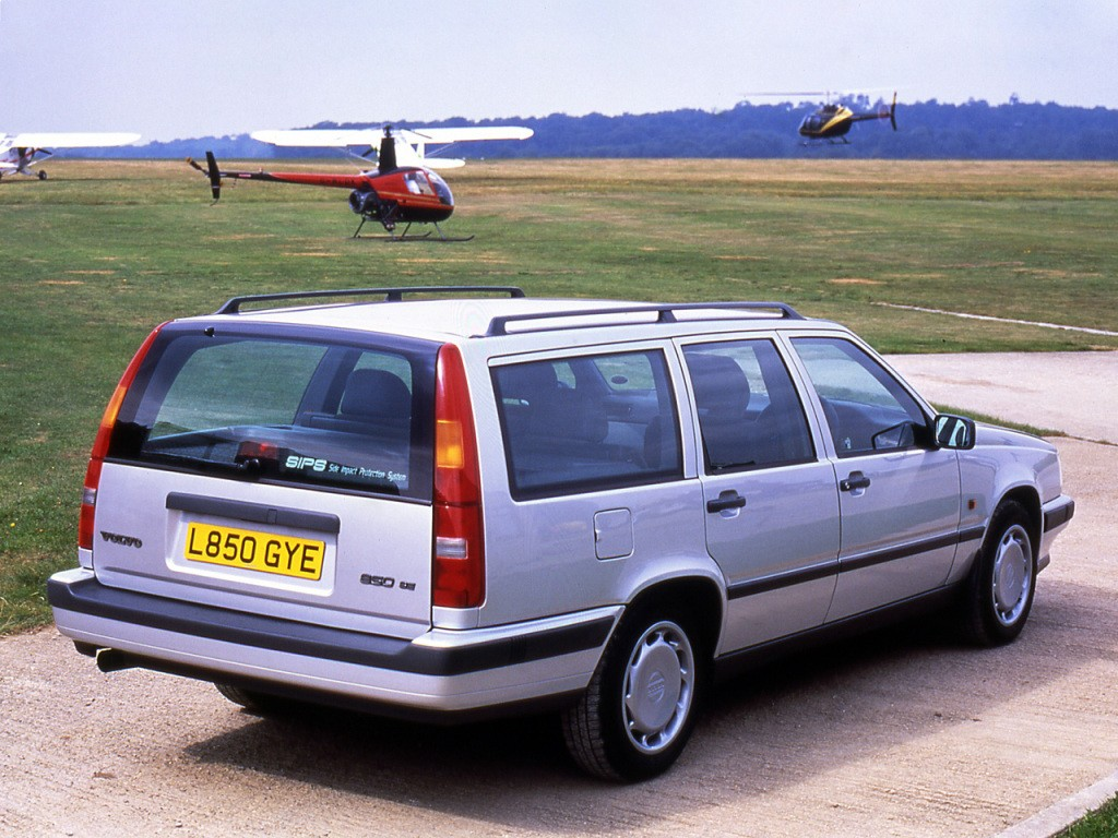 Volvo Estate on 1997 Volvo V70