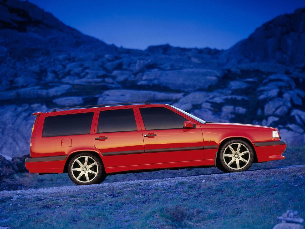 VOLVO 850 Estate R specs - 1994, 1995, 1996 - autoevolution