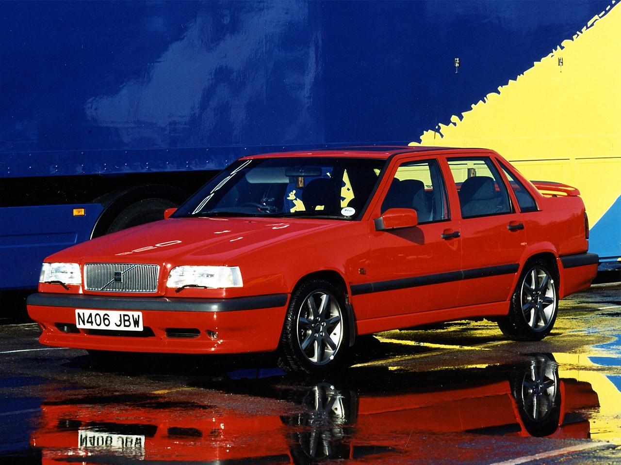 1996 volvo 850 mpg