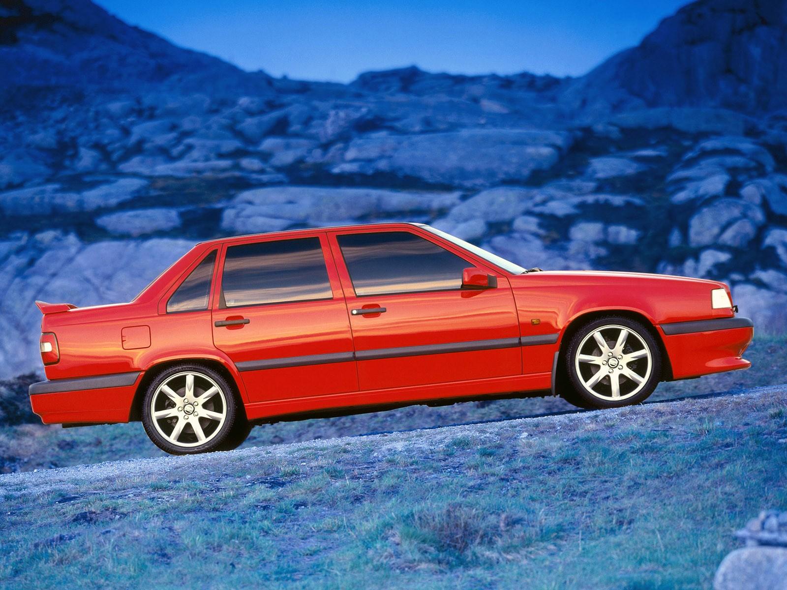 VOLVO 850 R specs - 1994, 1995, 1996 - autoevolution