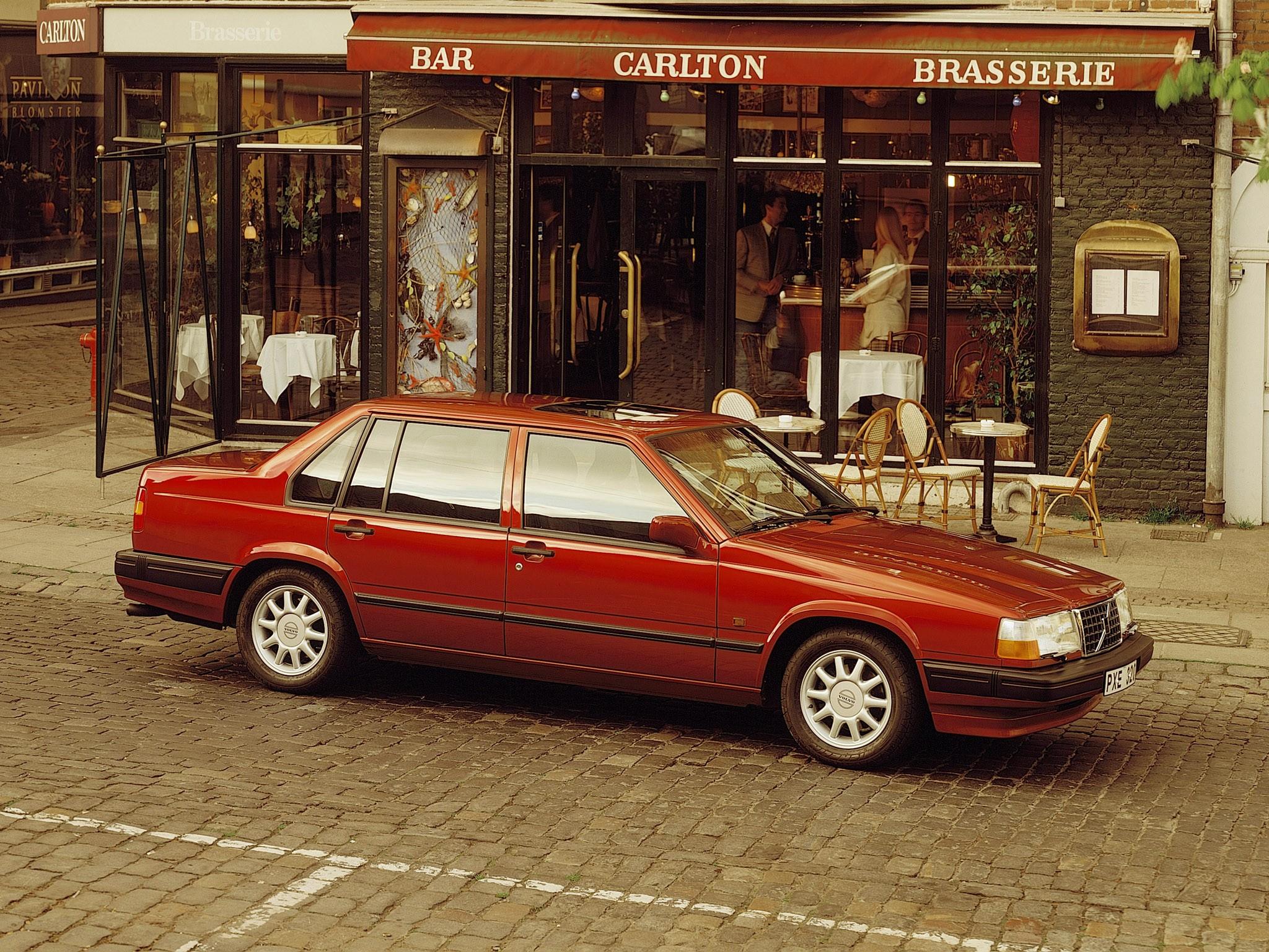 VOLVO 940 specs & photos - 1990, 1991, 1992, 1993, 1994, 1995, 1996, 1997 - autoevolution