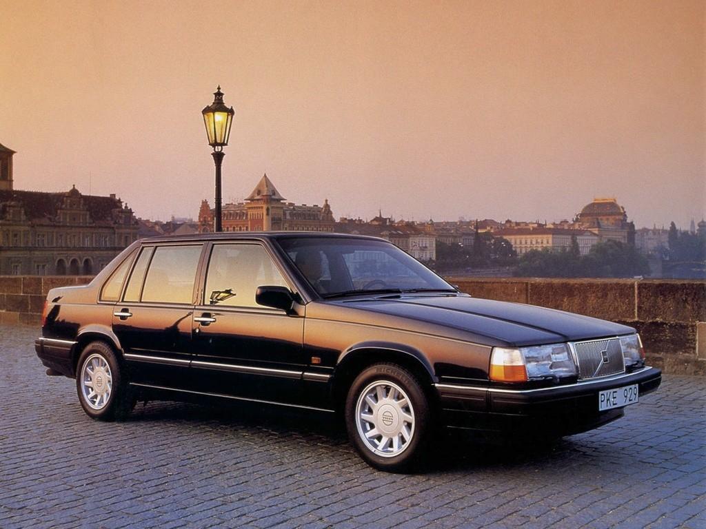 Volvo 940 1990 1991 1992 1993 1994 1995 1996 1997