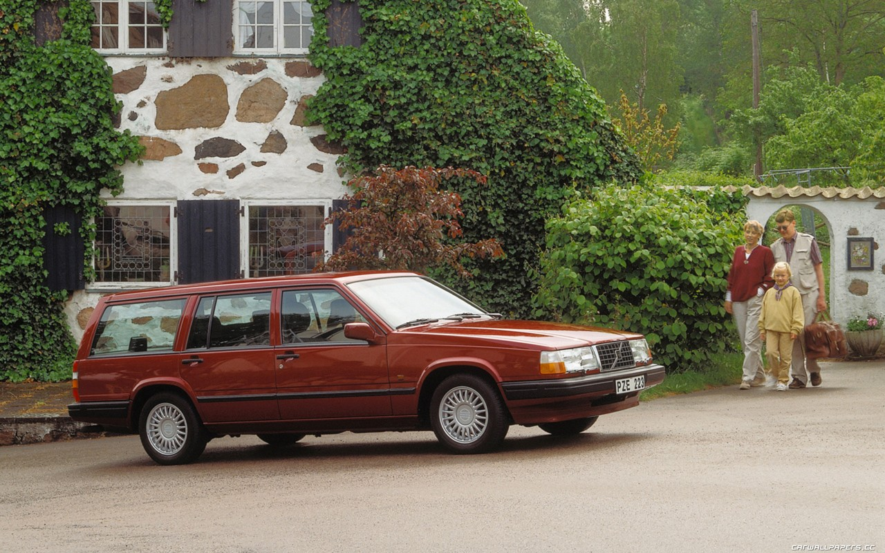 VOLVO 940 Estate - 1990, 1991, 1992, 1993, 1994, 1995, 1996, 1997, 1998 - autoevolution