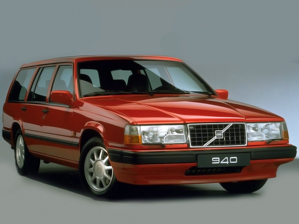 Volvo 940 Estate Specs 1990 1991 1992 1993 1994