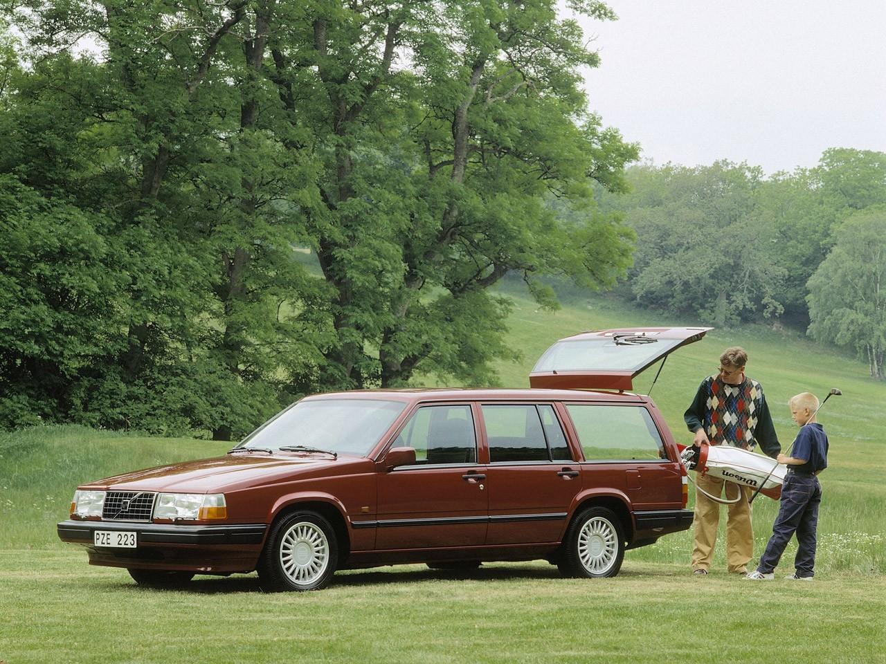VOLVO 940 Estate specs - 1990, 1991, 1992, 1993, 1994, 1995, 1996, 1997, 1998 - autoevolution