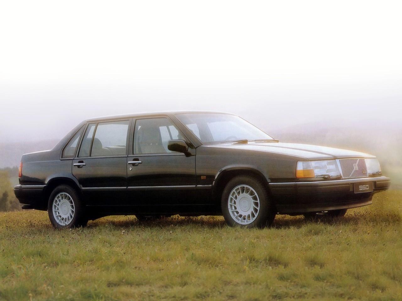 volvo 960 1990 1994