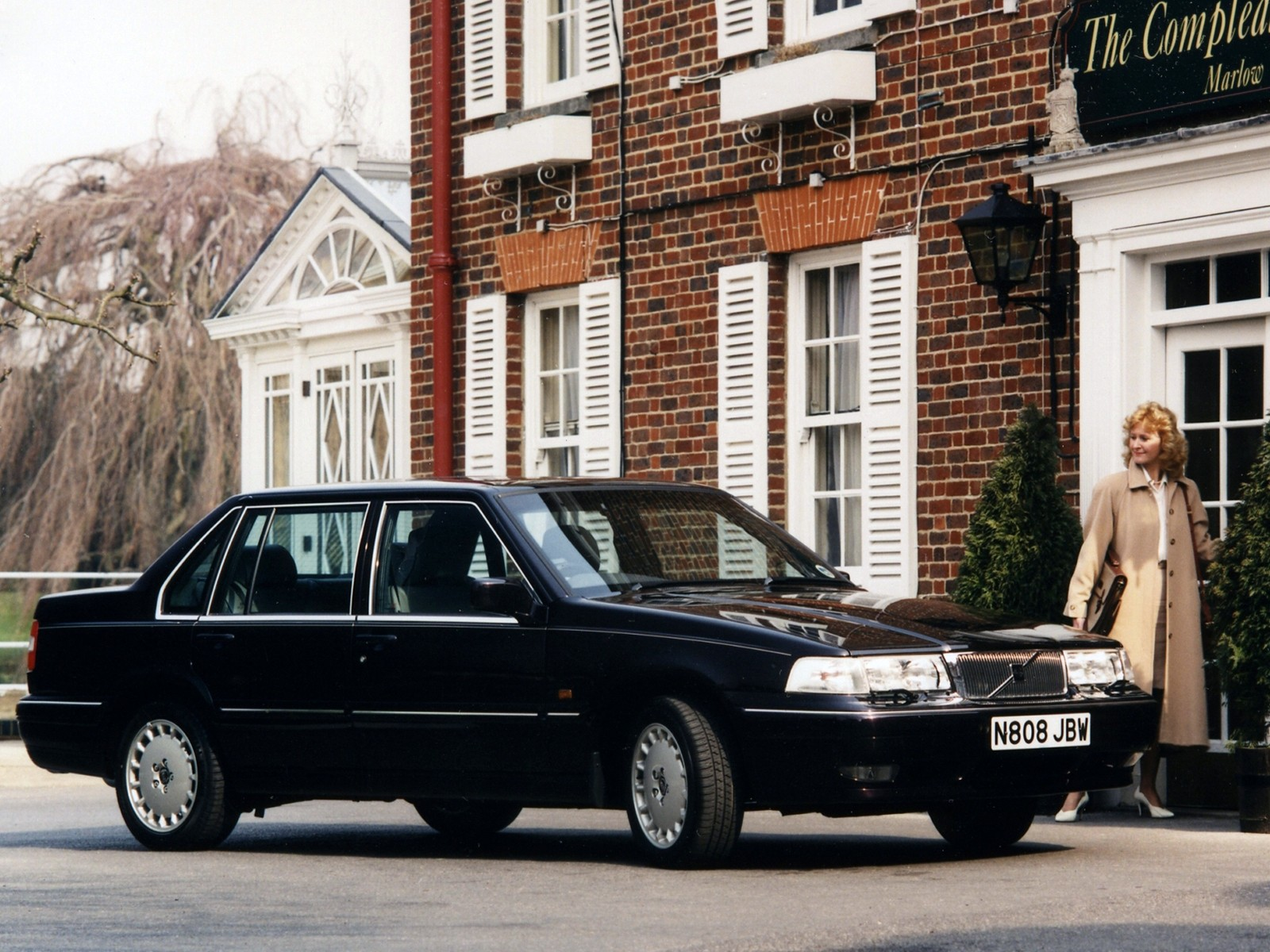 Volvo 960 specifications
