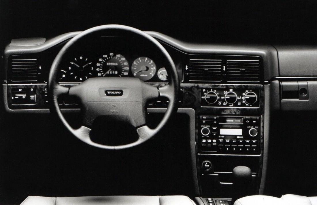 VOLVO 960 Estate - 1994, 1995, 1996, 1997 - autoevolution